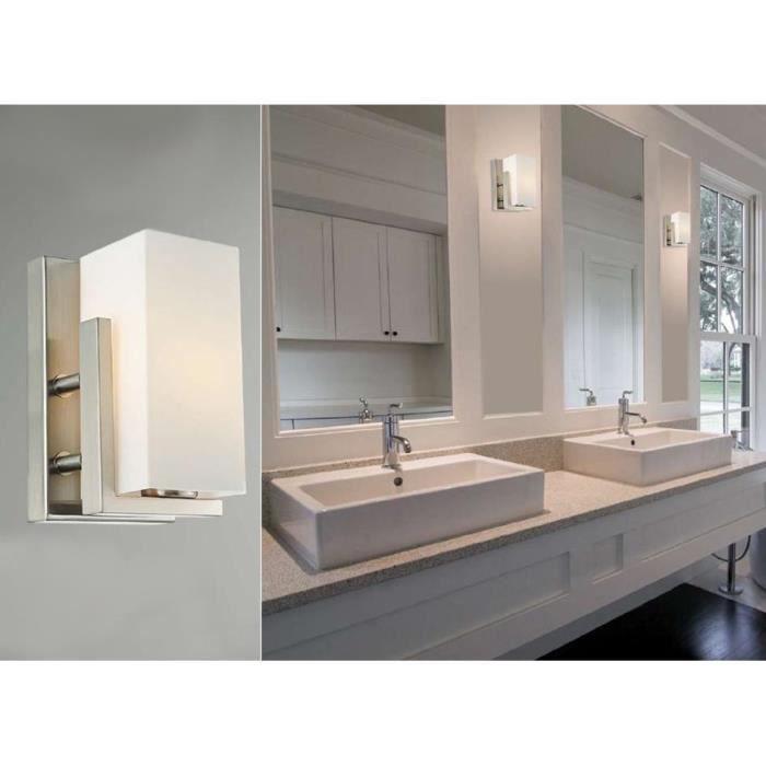Applique moderne pour salle de bain mod le juna achat for Voir salle de bain moderne