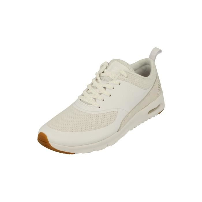 pretty nice f17a8 7aa97 BASKET Nike Air Max Thea Se GS Running Trainers 820244 Sn