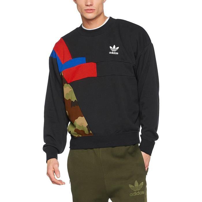 Crew Block Ay9277 Originals Adidas Color Homme Sweatshirt Pour 4cARjS5Lq3