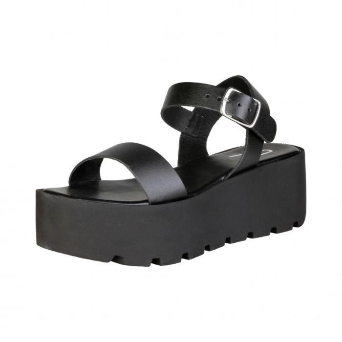 Sandale - Nu-Pieds - Ana Lublin - Sandales pour Femme noir Ana Lublin 8z289x
