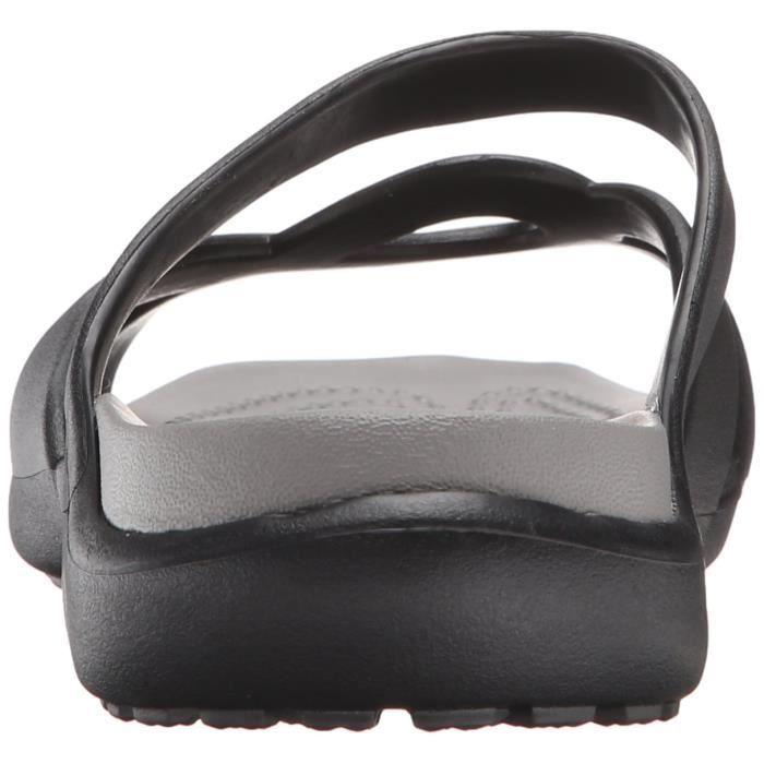 Crocs Sandale en manche de mille meleen pour femme CKXDR HoVrtrtqZu