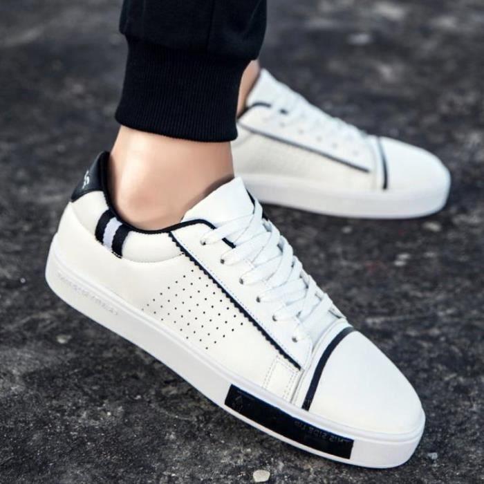 Courir Respirant R38240430 Homme Chaussure M1710 blanc Style Douceur Assurer Classique De 39 Course PRRTtE