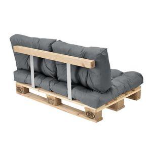 coussin pour dossier canape achat vente coussin pour dossier canape pas cher soldes d s. Black Bedroom Furniture Sets. Home Design Ideas