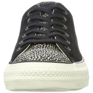 Converse Chuck Taylor Sneakers In Black 100% Leather Y5ING Taille-41 MP196