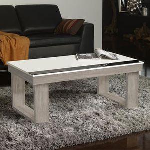 Table Basse Bois Clair Achat Vente Pas Cher