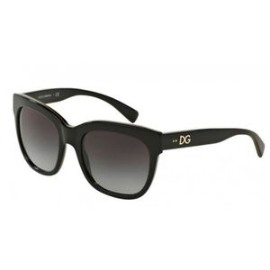 4cc3880a59270d LUNETTES DE SOLEIL Lunettes de Soleil Dolce Gabbana Noir Femme