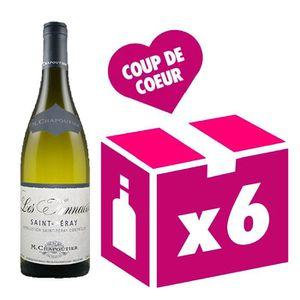 VIN BLANC Saint-Peray vin blanc 6x75cl Chapoutier