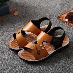 752586871db5f Sandales pour garçons 2017 Chaussures d été pour enfants Sandales ...