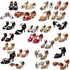 ESCARPIN SANSHADANCE Chaussures a talons hauts de danse lat