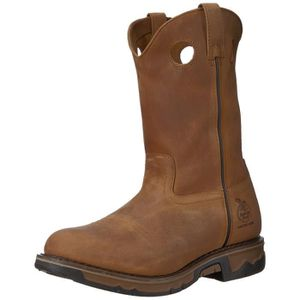 Gb00126 Mid Calf Boot RBHHO Taille-40 1-2 hVHhh