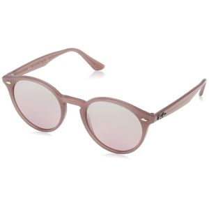 6ed44f35723d23 Ray-ban Gradient Rectangular Sunglasses - (0rb218062297e51 51 pink Mirror  And Silver