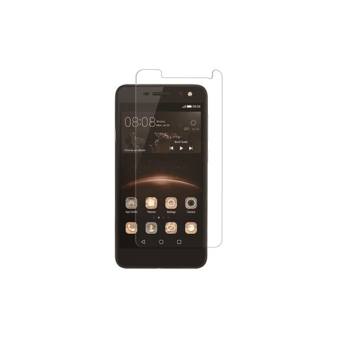 MUVIT 1 PROTECTION VERRE TREMPE POUR HUAWEI y5/Y6 2017