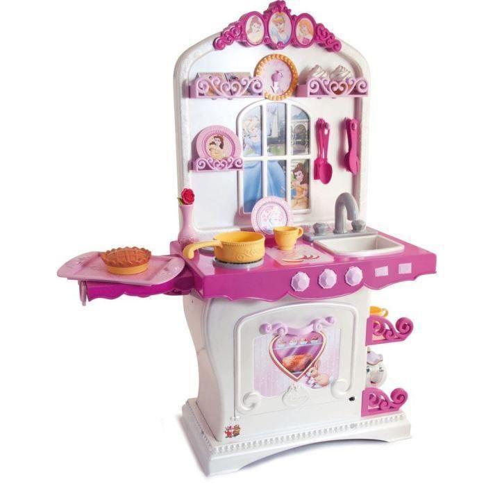 cuisine enfant accessoires disney princesses achat vente dinette cuisine cdiscount. Black Bedroom Furniture Sets. Home Design Ideas