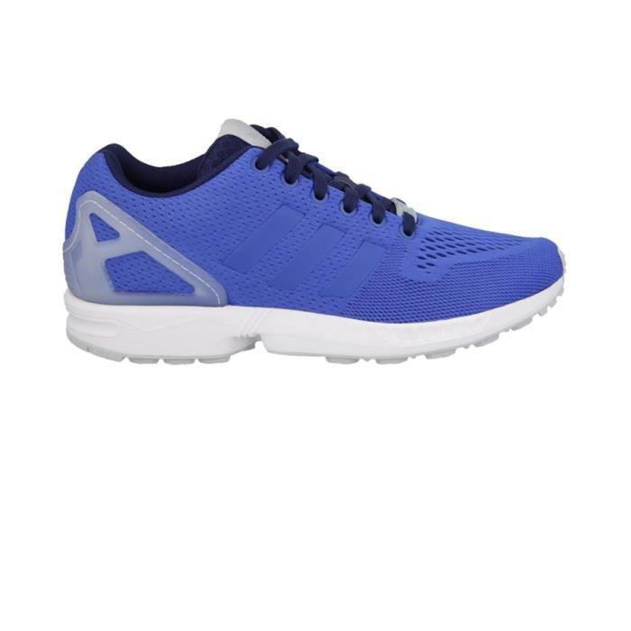 Chaussures Zx Bleu Blanc Adidas Zx Flux Chaussures zFxUqzwrP