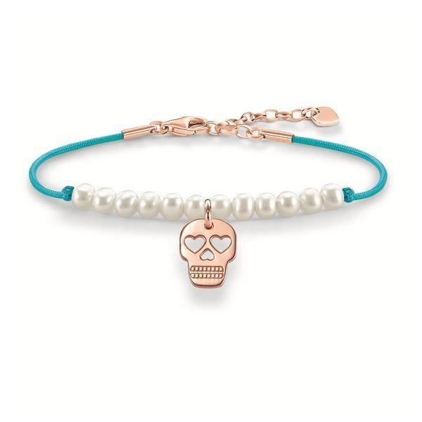 Bracelet FemmeThomas Sabo LBA0079-904-14-L19,5v (15-18 cm