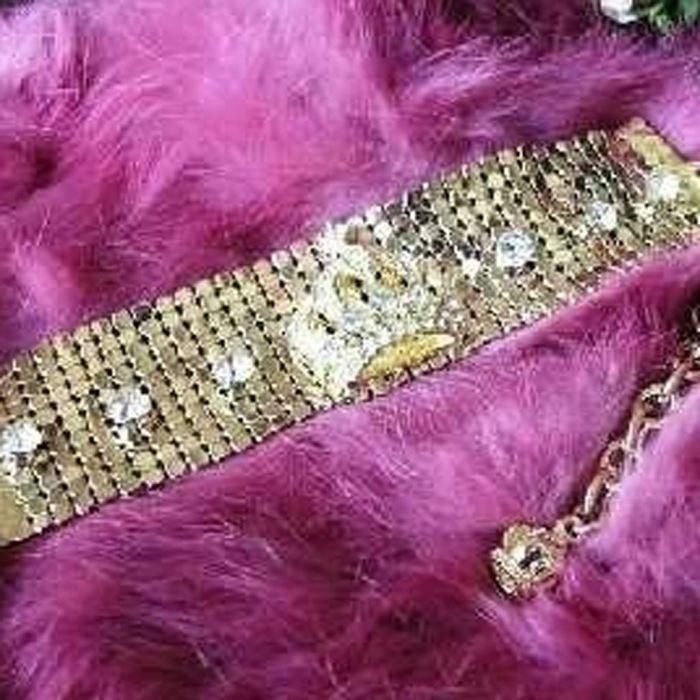 Bracelet Créateur Queen Cotte de Maille