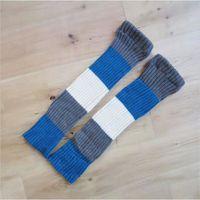 CHAUSSETTES Femmes Leggings à rayures chaussettes épaisses en