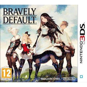 JEU 3DS Bravely Default Jeu 3DS
