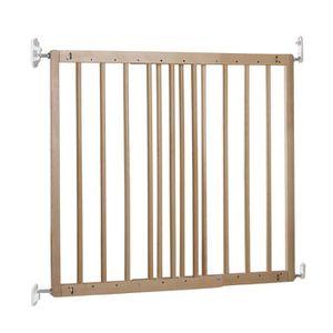 barriere extensible en bois achat vente barriere extensible en bois pas cher cdiscount. Black Bedroom Furniture Sets. Home Design Ideas