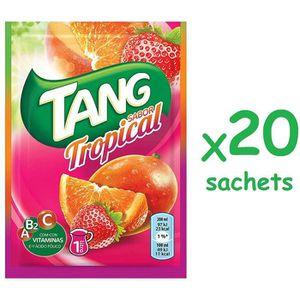 CADEAU ÉPICERIE BOISSON Tang tropical X 20 sachets en poudre boisson vitam