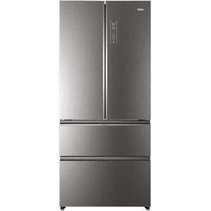 RÉFRIGÉRATEUR CLASSIQUE Haier HB18FGSAAA Réfrigérateur-congélateur pose li