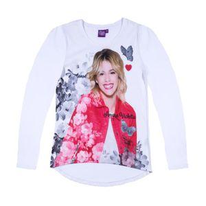 T-SHIRT  Violetta   Tee-shirt manches longues