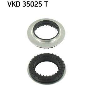 COMBINE RESSORTS SKF Roulement de butée de suspension VKD 35025 T