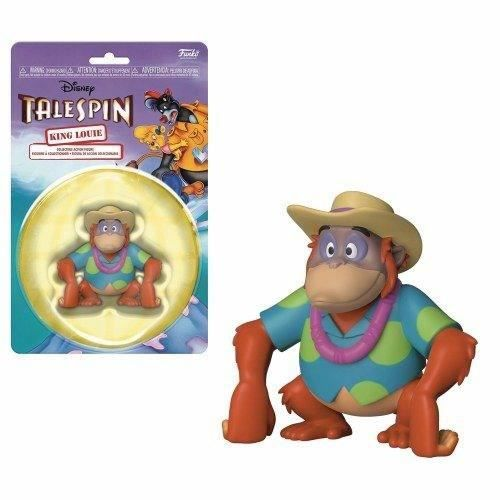 Figurine Funko Action Figure: Disney Afternoon: King Louie