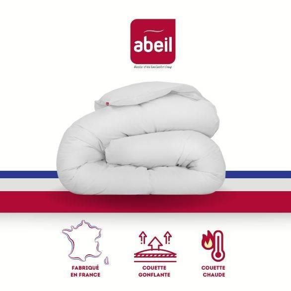 ABEIL Couette Aerelle® Soft Flex - 240 x 260 - Blanc