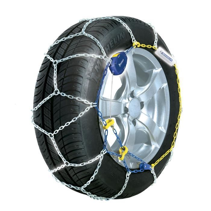 MICHELIN Chaines à neige Extrem Grip® Automatic G77