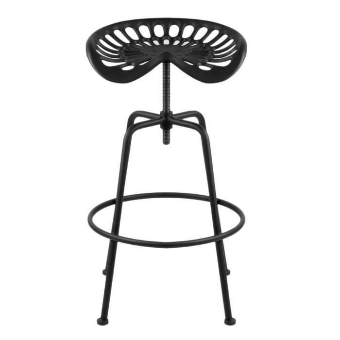 Tabouret Chaise Bar Hauteur Réglable Design Industriel 1 Pcs Achat