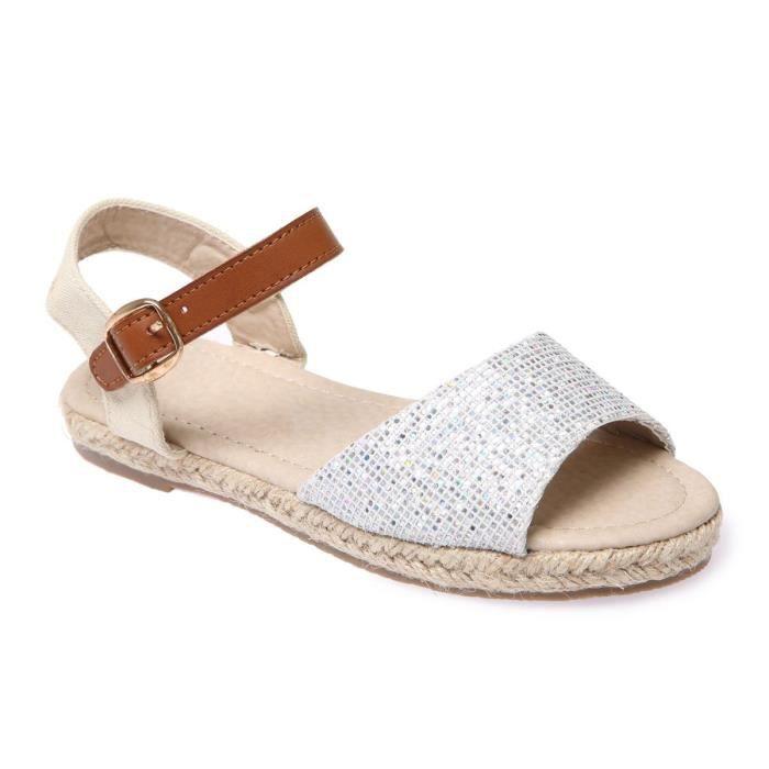 La Modeuse - Sandales pour enfant plates