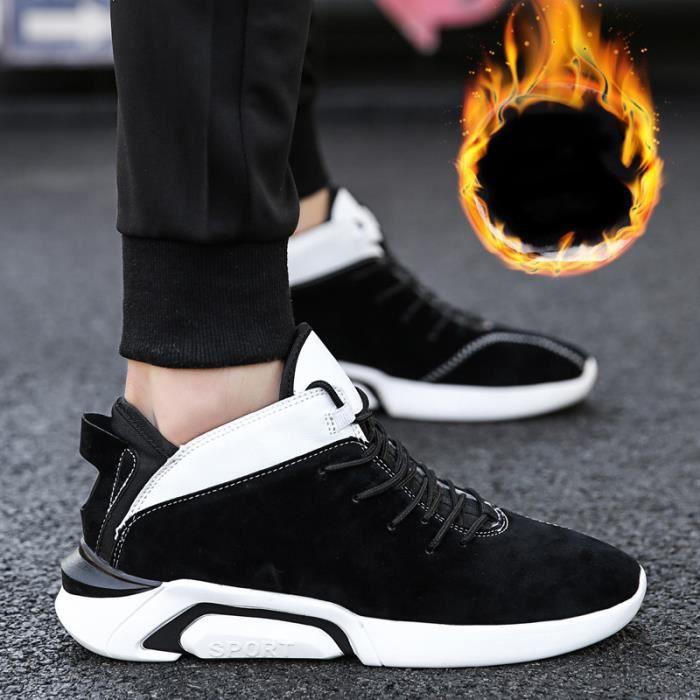 Sneakers Homme Extravagant Nouvelle Arrivee 2018 Chaussure Plus De Cachemire