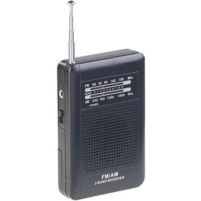 """Récepteur Radio Analogique De Poche Fm/am """"tar-202"""""""