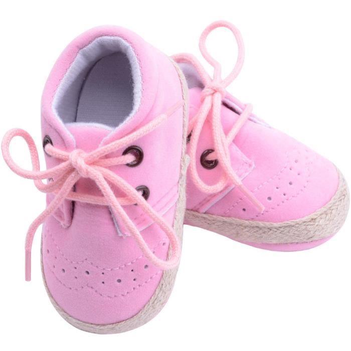 BOTTE Nouveau-né Infantile Bébé Filles D'été Doux Semelle Enfant Antidérapant Chaussures Sandales@RoseHM i25oo