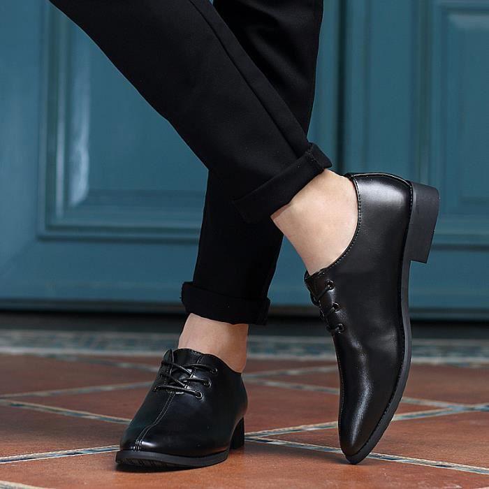 Mocassins pour homme Chaussures de villeChaussures pour costume Chaussures officieles à la main Chaussures oroginales en solde