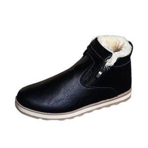 THWS Chaussures d'hommes automne et hiver nouvelle chaussures occasionnels,golden,38