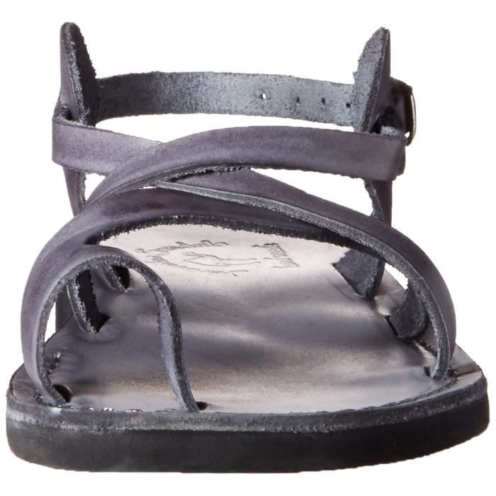 The Good Shepard Buckled Toe-ring Sandal SD6BX Taille-42 1-2