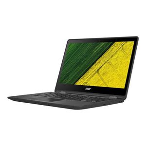 ORDINATEUR PORTABLE Acer Spin 5 SP513-51-76X6 Conception inclinable Co