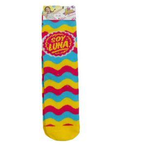CHAUSSETTES 1 paire de chaussettes fille SOY LUNA pointure 23/