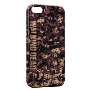 coque the walking dead iphone 7 plus