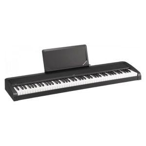 PIANO Korg B2N noir - Piano numérique 88 notes (toucher