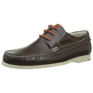 MOCASSIN Sioux Saimo, Chaussures bateau homme 1E73N7 Taille