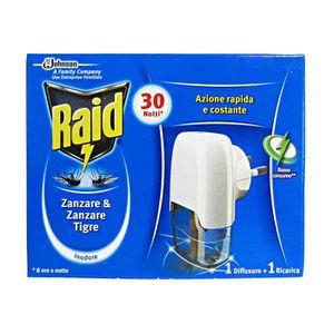 RÉPULSIF NUISIBLES MAISON RAID Cuisinière liquide Base - Insecticides et rép