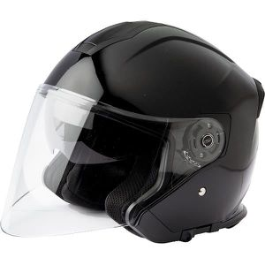 CASQUE MOTO SCOOTER Stormer 40F-C01-A01-09 - Casque Jet NEO - taille M