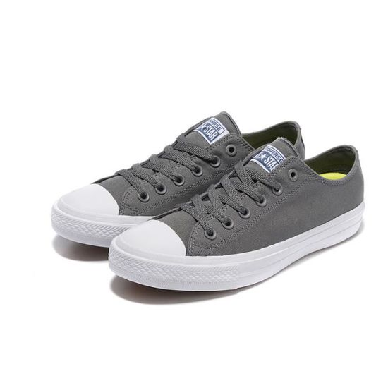 converse grise cdiscount