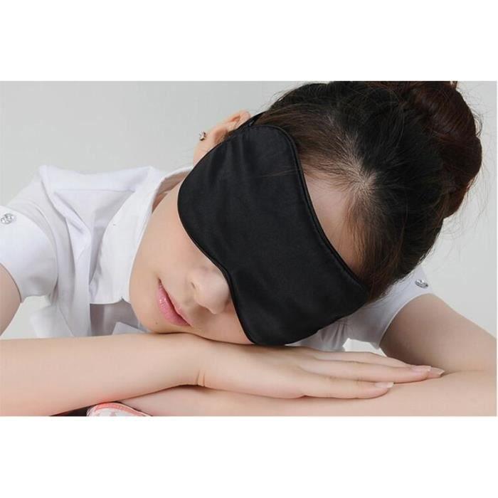 masque pour dormir achat vente masque pour dormir pas cher cdiscount. Black Bedroom Furniture Sets. Home Design Ideas