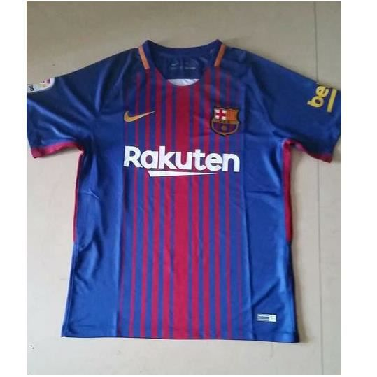 maillot fc barcelona saison 2017 2018 prix pas cher cdiscount. Black Bedroom Furniture Sets. Home Design Ideas