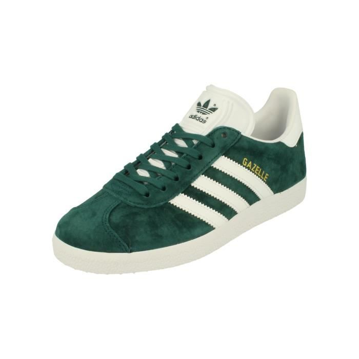 Adidas Originals Gazelle Hommes Trainers Sneakers Chaussures