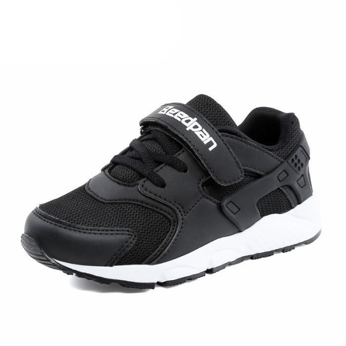 Enfants Chaussures baskets Garçon Jeunes Maille Respirante Chaussures de sport tCdn4lzZ